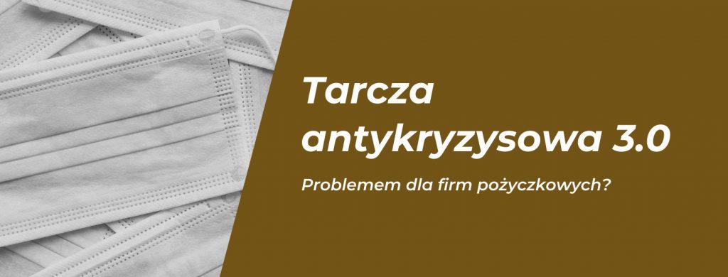 Tarcz 3.0. rynek pożyczek