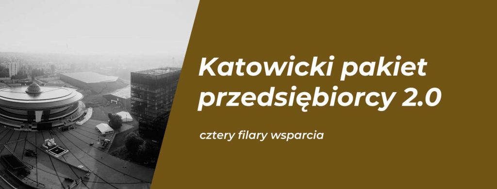 Pakiet wsparcia przedsiębiorców w Katowicach w związku z COVID-19